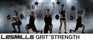LesMills GRIT STRENGTH
