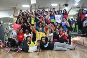 ZUMBA EVENT WITH SUCHETA PAL